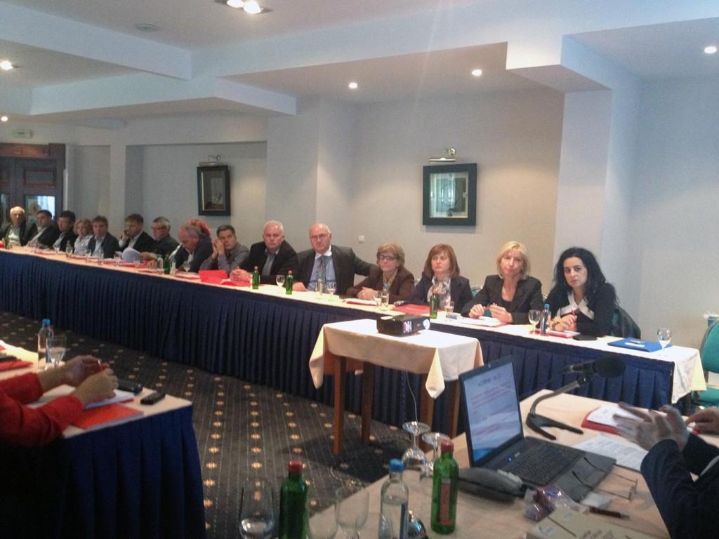 Работилница: 1-2 Ноември - Хотел Милениум (Охрид